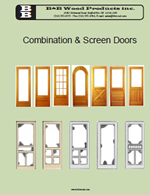 Combination & Screen Door